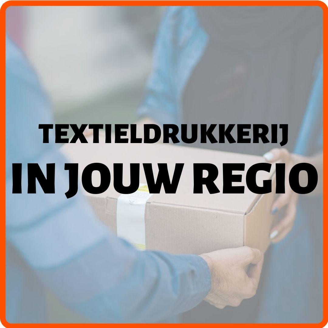 Textieldrukkerij in jouw regio