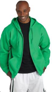 Hooded vest bedrukt met jouw tekst en logo | Tshirtdeal