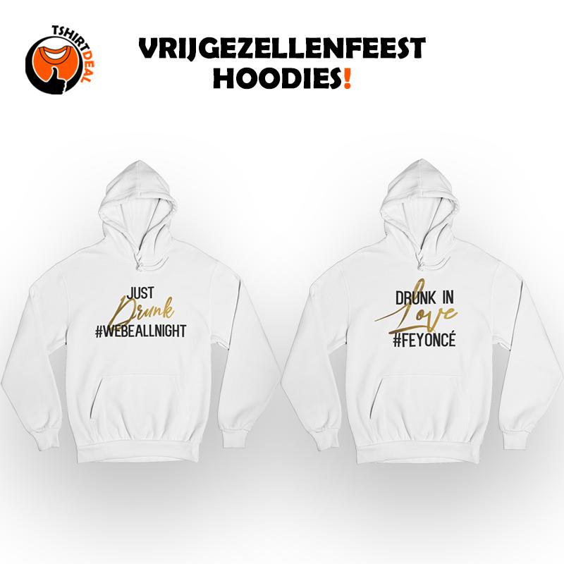 Vrijgezellenfeest hoodies